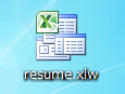 Excel2010で作成したxlwファイル