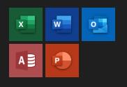 Office2016のアイコン